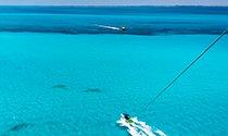 experiencia en parasail de clase mundial