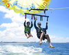 Cancun Parasail open schedule ticket (no transportation)